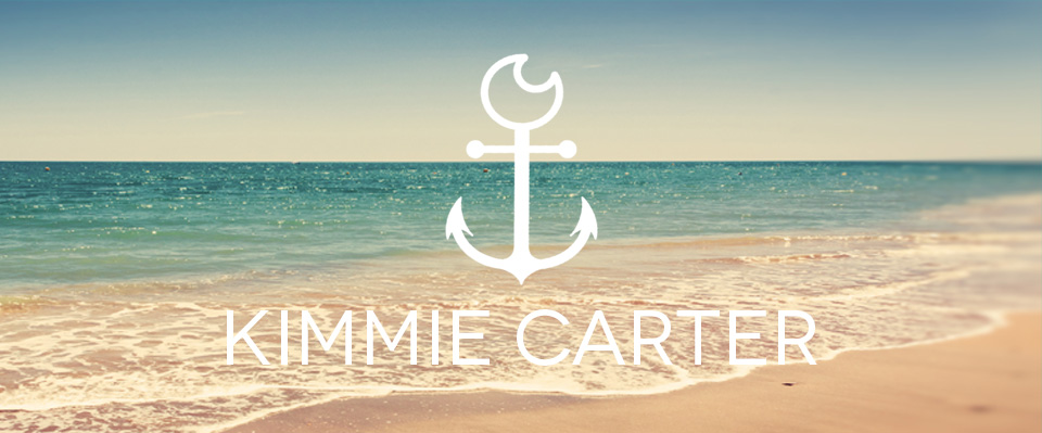 About Kimmie Carter - Why the anchor?