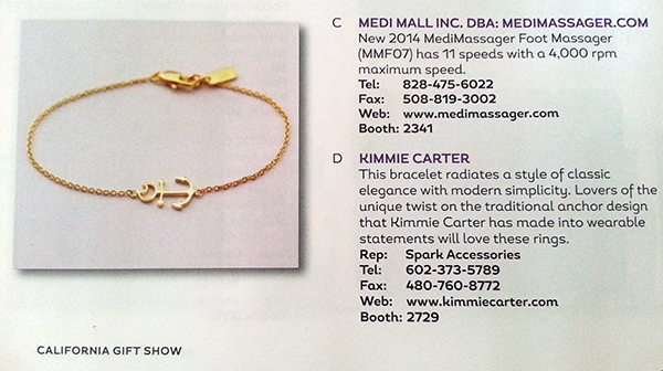 CA gift show featured